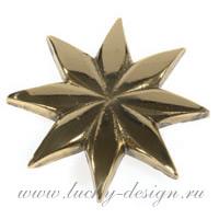 розетка держателя штор модель Морская звезда