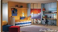шторы с ламбрикеном для спальни