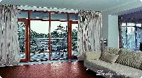 шторы в зал модные