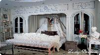 покрывало и шторы в спальню фото