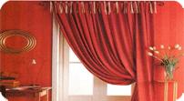 Как выбрать шторы на дверной проем