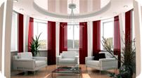 Как выбрать шторы для эркерных окон
