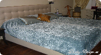 фото покрывала угловой диван