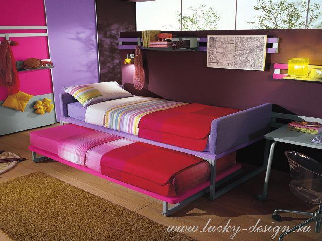 комплект покрывала и шторы для спальни