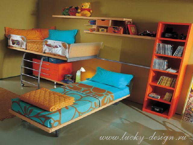 комплекты штор и покрывал для спальни детские