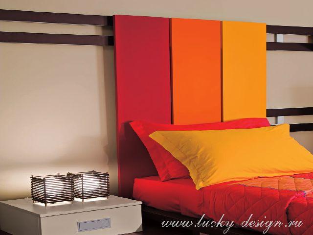 комплекты штор и покрывала для спальни