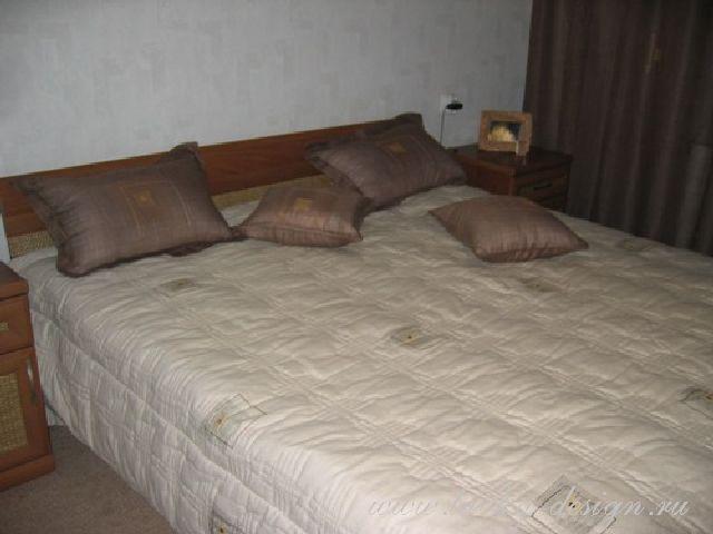 шторы и покрывала в спальню