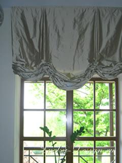 многослойные шторы фото