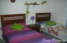 Шторы в гостиницу в Испании, постельное бельё в однокомнатный номер