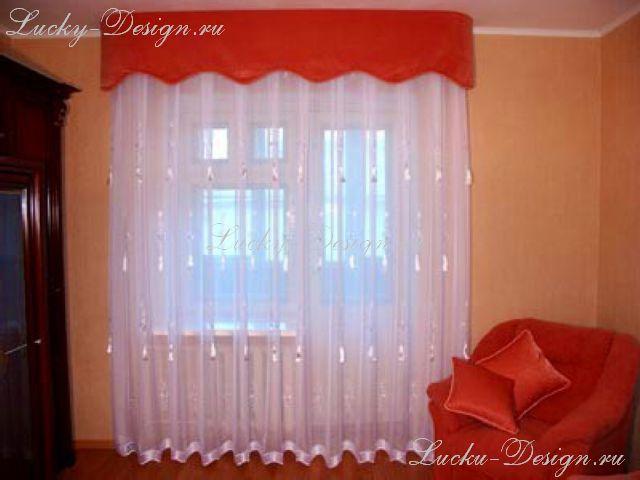 красивые шторы для зала фото бандо ламбрекен