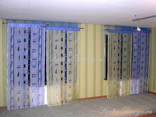 шторы с ламбрекеном фотографии