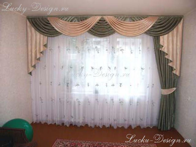 Фото шторы для спальни