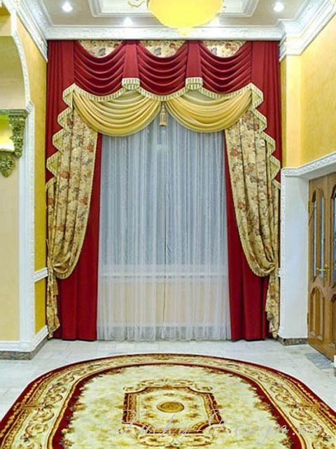шторы для актового зала фото