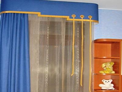 шторы в детском стиле