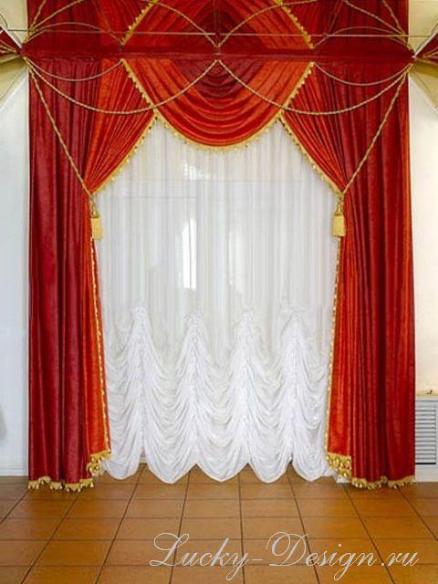 шторы для квартиры фото