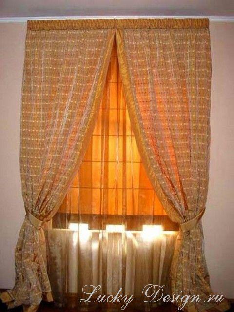 шторы на веранду
