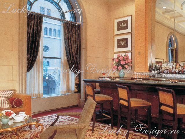 дизайн штор для кафе и ресторанов москва
