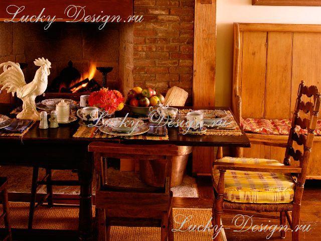 дизайн штор для кухни столовой фото