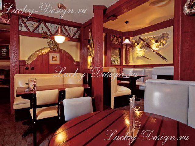 дизайн штор ресторанов цены