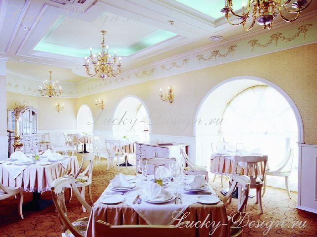 фото штор для ресторана фото