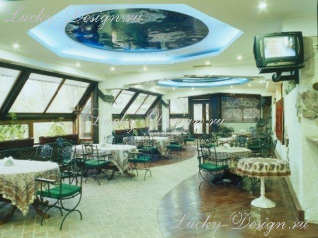 фото штор для ресторанов