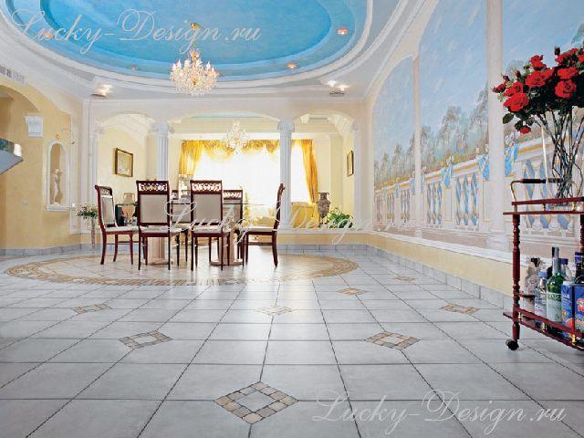 комплекты штор для гостиной