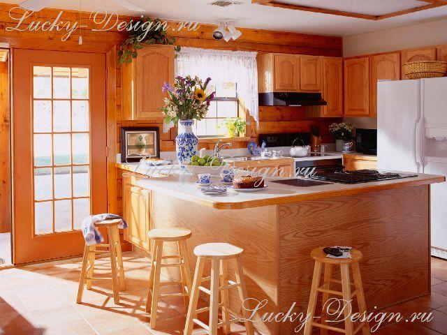 красивые шторы для столовой