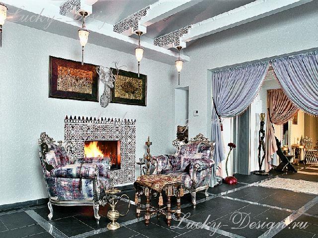 шторы для гостиных