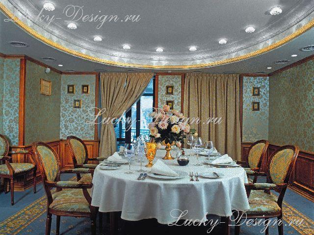 шторы для ресторанов и кафе фото цены