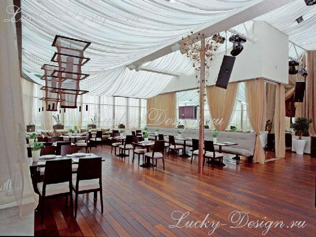 шторы для ресторанов