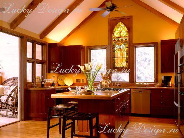 шторы для столовой и кухни