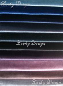 Хлопковый бархат Decora collection