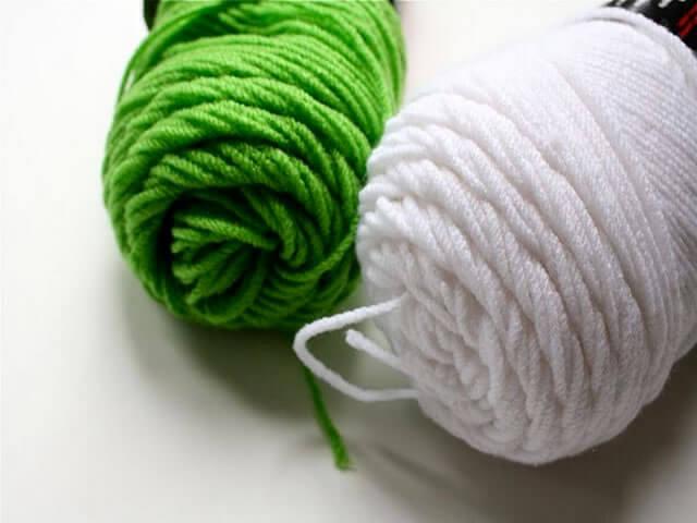 Казеиновое волокно