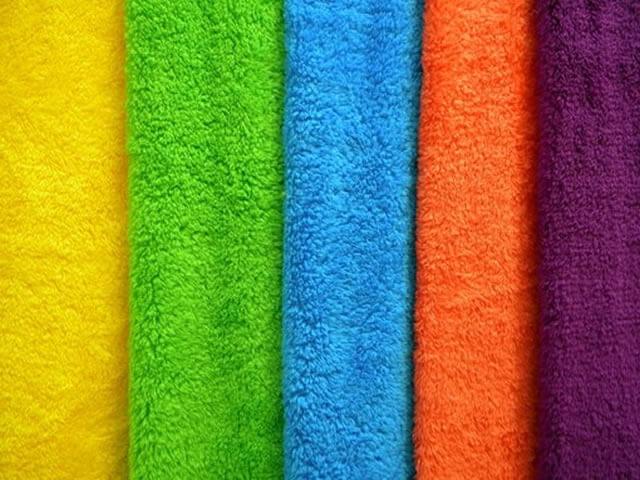 Махровые ткани