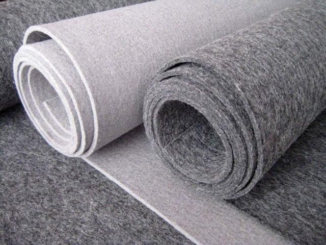 Ткань войлок